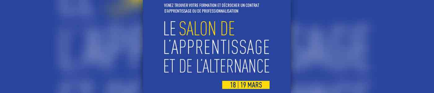 Le salon de l 39 apprentissage et de l 39 alternance bordeaux mars 2016 - Salon de l alternance bordeaux ...
