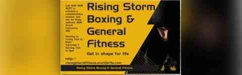 Rising Storm Boxing & General Fitness