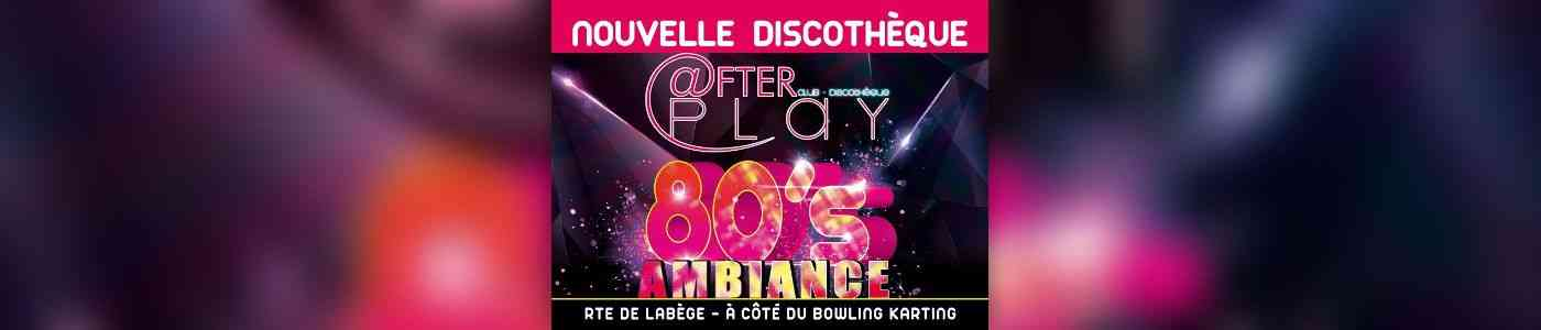Afterplay Toulouse