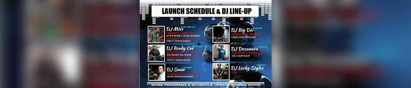 Listen To The Legends In The Midst Live Broadcast Channel Launch