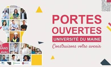 Journ e portes ouvertes universit du maine au universit - Journee porte ouverte universite strasbourg ...