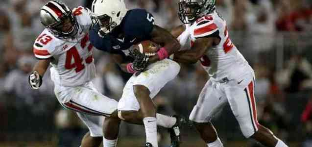 Ohio State Buckeyes Football vs. Penn State Nittany Lions