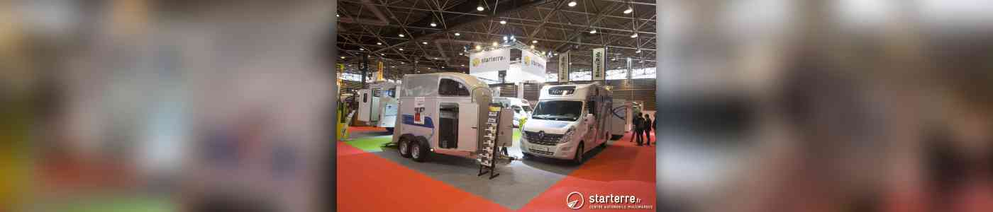 Salon du camping car neuf au eurexpo parc des for Salon camping car rennes