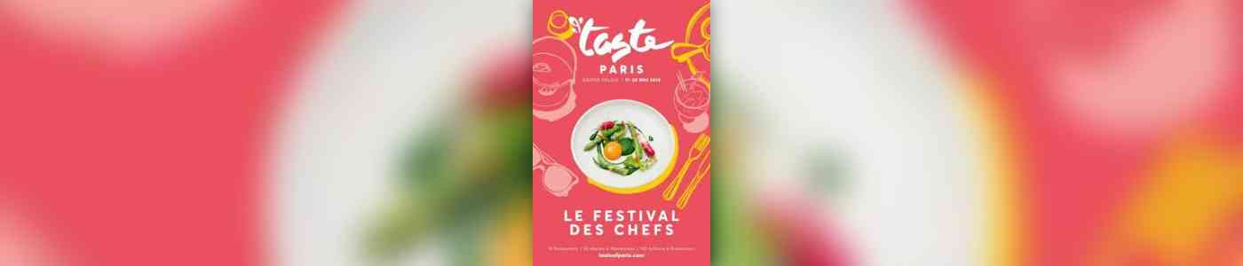 Taste Of Paris 2018 - le Festival des Chefs - Session Journée