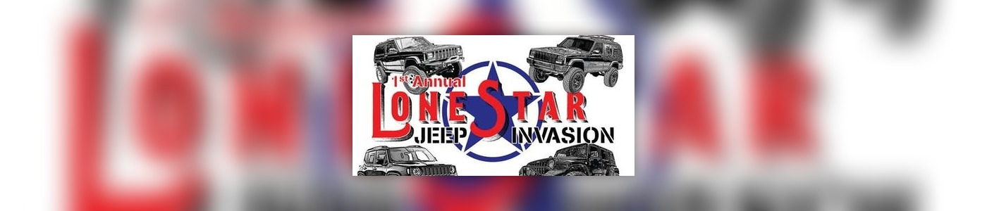 Lone Star Jeep Invasion The Lone Star Convention Expo Center Conroe March 2019
