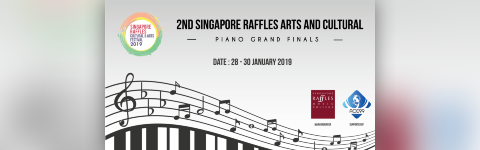 2nd Singapore Raffles Cultural and Arts Festival, International
