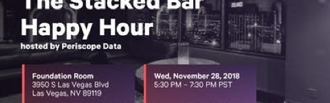 The Stacked Bar Happy Hour, hosted by Periscope Data @ Foundation