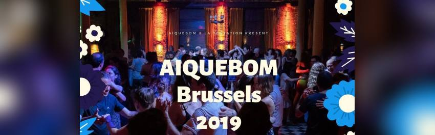 Ai Que Bom Brussels 2019 - Brazilian Dance and Music Festival à la