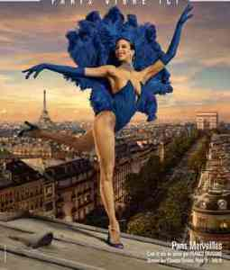 Le Lido Spectacle Paris Merveilles