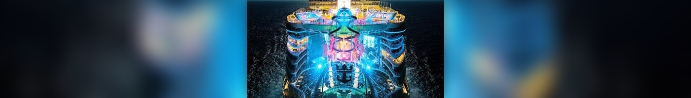 "All Places Are Possible presents 2019 Fall Getaway Cruise on ""Symphony of the Seas"""