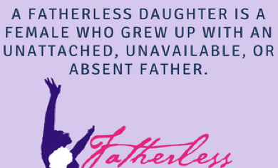 Conversations of Fatherless Daughters @ Henington-Alief