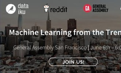 Machine Learning from the Trenches with Dataiku and Reddit