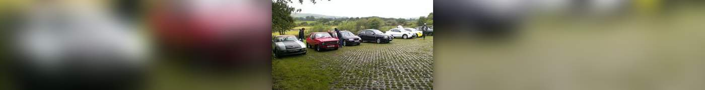 Names and dates of UK Targa Rallies added here