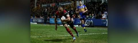 WATCH#Leeds Rhinos vs Warrington Wolves live