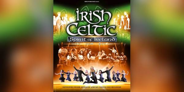 Irish Celtic - le Chemin des Legendes