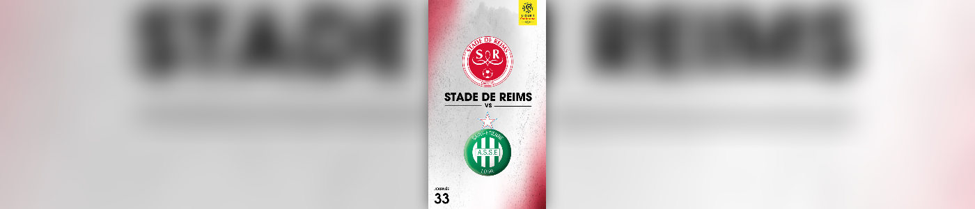 Stade de Reims / As Saint-Etienne