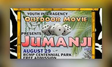 YIA Outdoor Movie