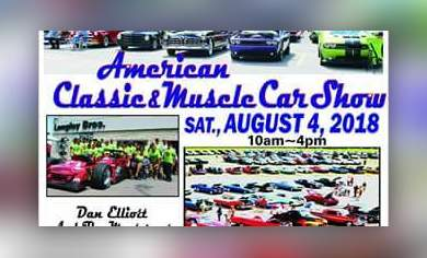 Th Annual American Classic Muscle Car Show Longley Dodge Ram - Longley dodge car show