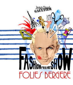Image result for jean paul gaultier fashion freak show