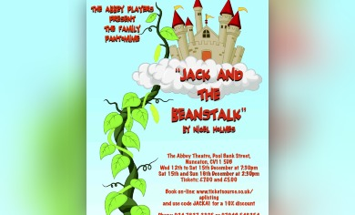 Abbey Players Present Jack And The Beanstalk By Limelight Scripts Theatre