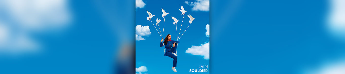 Parking Jain - Souldier Tour