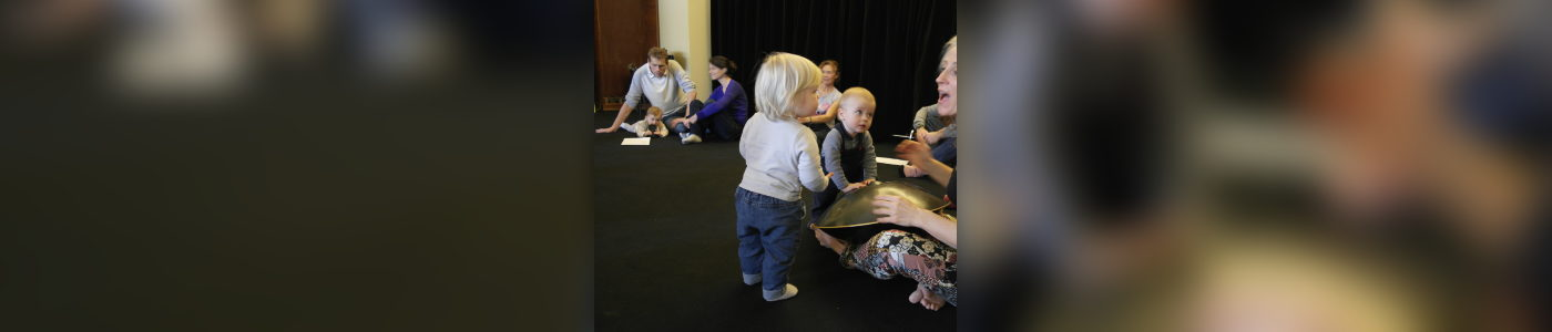 Atelier chant parents-enfants
