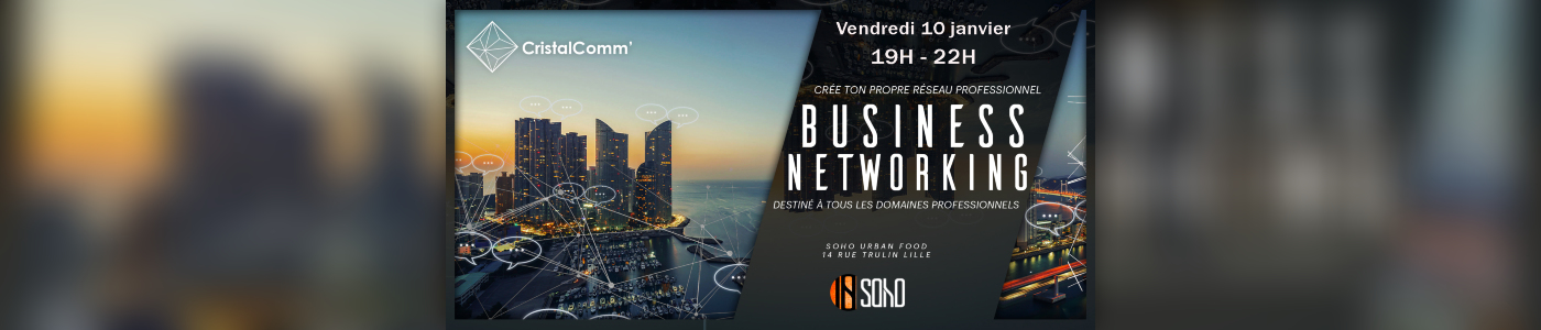AFTERWORK BUSINESS NETWORKING