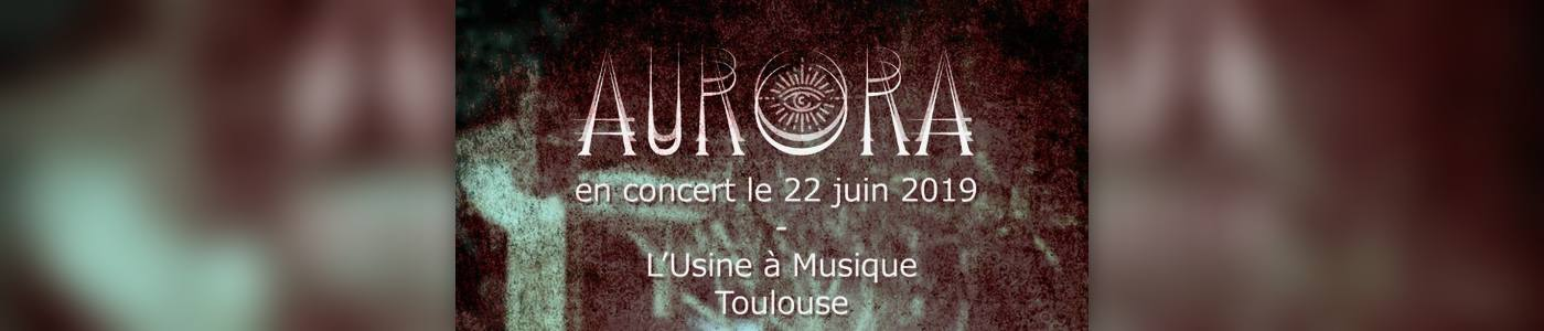Aurora (+ Grave Dohl + The Red Browsers) In Concert