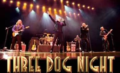 Three Dog Night with special guest Starship featuring Mickey