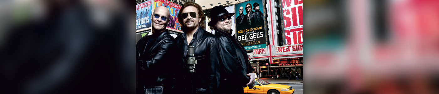 Nights On Broadway: Night Fever - the very best of the BEE GEES
