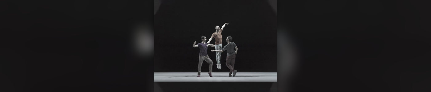a Quiet Evening Of Dance - William Forsythe