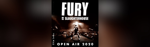 Fury In The Slaughterhouse + Support | Amphitheater Open Air 2020