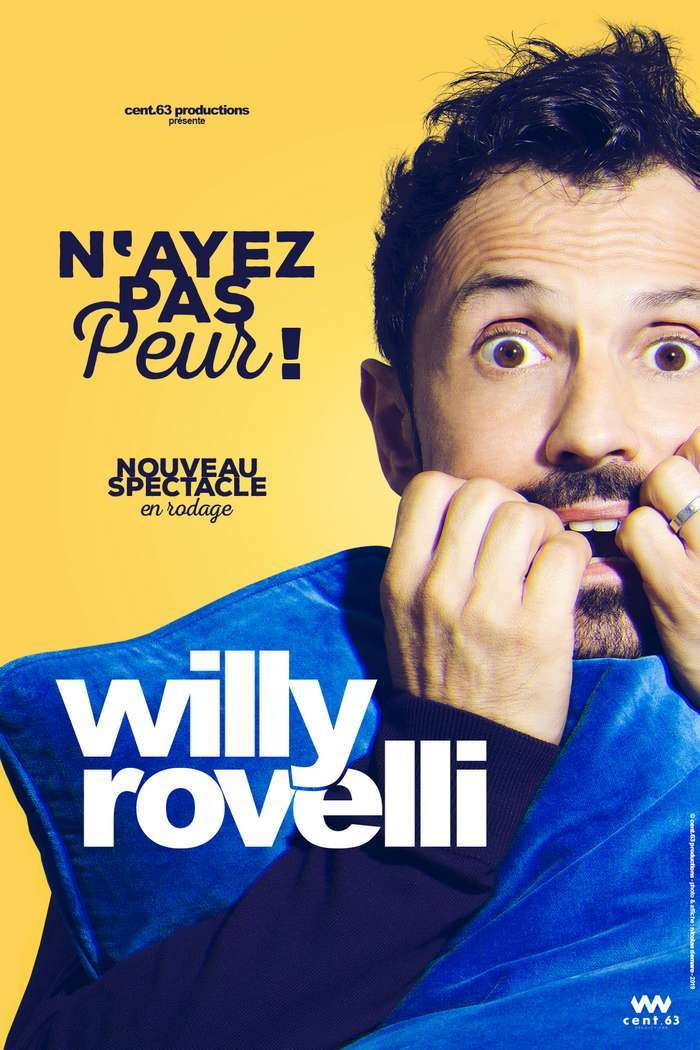 Willy Rovelli Nouveau Spectacle