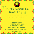 Livity Reggae Bash #4 : The liberation edition // PROJECTION & CONCERT