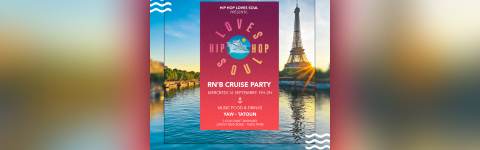 RNB Cruise by HHLS - Tous les Mercredis -19h/2h