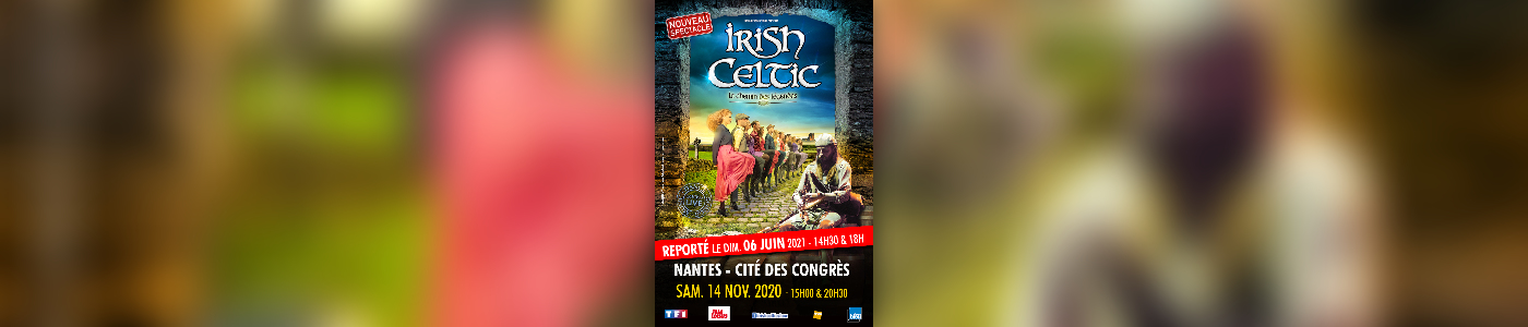 Irish Celtic - Le Chemin des Légendes