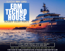 EDM Sunset Yacht Party Sunday Funday Cruise Skyport Marina Jewel Yacht 2021